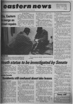 Daily Eastern News: February 04, 1974 by Eastern Illinois University