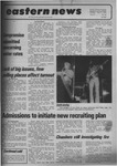Daily Eastern News: February 11, 1974 by Eastern Illinois University