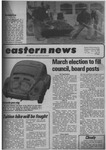 Daily Eastern News: February 15, 1974 by Eastern Illinois University