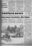 Daily Eastern News: February 25, 1974 by Eastern Illinois University