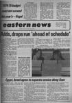 Daily Eastern News: January 18, 1974