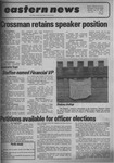 Daily Eastern News: January 21, 1974