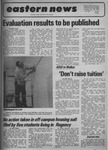 Daily Eastern News: January 22, 1974