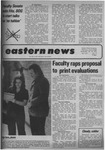 Daily Eastern News: January 23, 1974