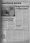 Daily Eastern News: January 25, 1974