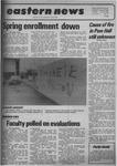 Daily Eastern News: January 29, 1974