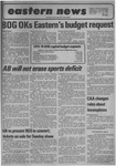 Daily Eastern News: July 17, 1974 by Eastern Illinois University