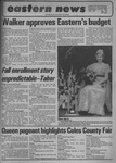 Daily Eastern News: July 24, 1974 by Eastern Illinois University