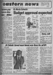 Daily Eastern News: March 06, 1974 by Eastern Illinois University