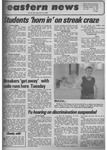 Daily Eastern News: March 07, 1974 by Eastern Illinois University