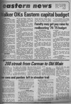 Daily Eastern News: March 08, 1974 by Eastern Illinois University