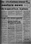 Daily Eastern News: March 19, 1974 by Eastern Illinois University