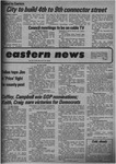 Daily Eastern News: March 21, 1974 by Eastern Illinois University