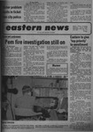 Daily Eastern News: March 27, 1974 by Eastern Illinois University