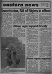 Daily Eastern News: May 08, 1974 by Eastern Illinois University