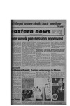 Daily Eastern News: October 25, 1974 by Eastern Illinois University