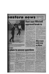 Daily Eastern News: October 29, 1974 by Eastern Illinois University