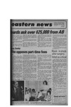 Daily Eastern News: October 30, 1974 by Eastern Illinois University