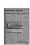 Daily Eastern News: September 10, 1974 by Eastern Illinois University