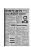 Daily Eastern News: September 24, 1974 by Eastern Illinois University