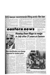 Daily Eastern News: April 01, 1975 by Eastern Illinois University