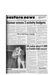Daily Eastern News: April 28, 1975 by Eastern Illinois University