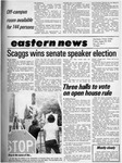 Daily Eastern News: August 29,1975 by Eastern Illinois University