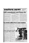 Daily Eastern News: February 03, 1975