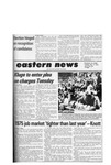 Daily Eastern News: February 11, 1975 by Eastern Illinois University
