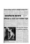 Daily Eastern News: February 21, 1975 by Eastern Illinois University