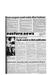 Daily Eastern News: February 25, 1975 by Eastern Illinois University