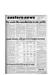 Daily Eastern News: March 06, 1975 by Eastern Illinois University