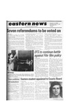 Daily Eastern News: March 12, 1975 by Eastern Illinois University