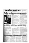 Daily Eastern News: March 19, 1975 by Eastern Illinois University