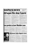 Daily Eastern News: May 05, 1975