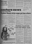 Daily Eastern News: November 03, 1975 by Eastern Illinois University