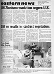 Daily Eastern News: November 12, 1975 by Eastern Illinois University