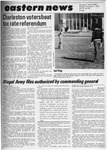 Daily Eastern News: November 17, 1975 by Eastern Illinois University