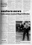 Daily Eastern News: November 18, 1975 by Eastern Illinois University