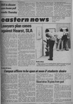 Daily Eastern News: October 09, 1975 by Eastern Illinois University