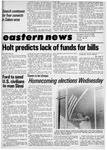 Daily Eastern News: October 14, 1975 by Eastern Illinois University
