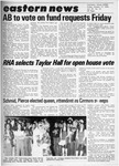 Daily Eastern News: October 17, 1975 by Eastern Illinois University