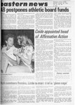 Daily Eastern News: October 20, 1975 by Eastern Illinois University