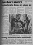 Daily Eastern News: October 22, 1975 by Eastern Illinois University