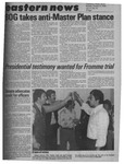 Daily Eastern News: October 27, 1975 by Eastern Illinois University
