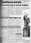 Daily Eastern News: September 03, 1975 by Eastern Illinois University