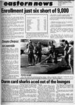 Daily Eastern News: September 09, 1975 by Eastern Illinois University