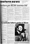 Daily Eastern News: March 03, 1976 by Eastern Illinois University