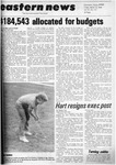 Daily Eastern News: March 12, 1976