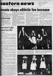 Daily Eastern News: May 07, 1976 by Eastern Illinois University